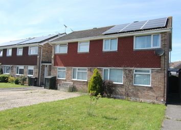 Thumbnail 3 bed end terrace house for sale in Falcon Crescent, Weston-Super-Mare