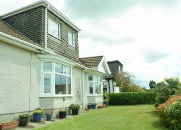Thumbnail 5 bed detached bungalow for sale in Lon Bedwen, Sketty, Swansea