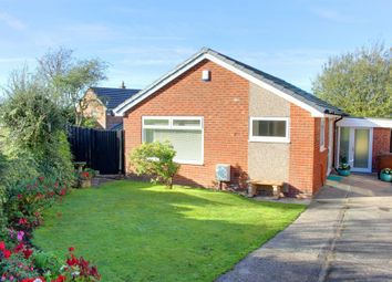 Thumbnail 2 bed detached bungalow for sale in Dryden Close, Dukinfield
