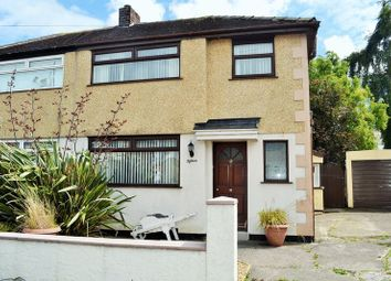 Thumbnail 3 bed semi-detached house for sale in Meadway, Bootle