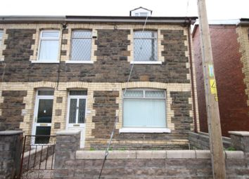 Thumbnail 2 bed terraced house to rent in Ebbw Street, Risca, Newport
