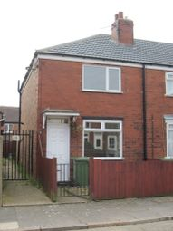 Thumbnail 2 bed end terrace house to rent in Mollison Avenue, Cleethorpes