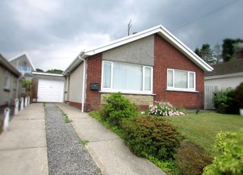 Thumbnail 3 bed detached bungalow for sale in Church Close, Bryncoch, Neath Port Talbot.