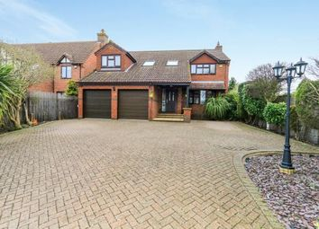 Thumbnail 5 bed detached house for sale in Cambridge Street, Wymington, Bedford, Bedfordshire