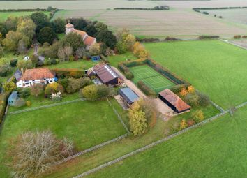 Thumbnail 4 bed detached house for sale in Church Lane, Molash, Canterbury, Kent