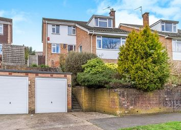 Thumbnail 4 bedroom detached house for sale in Polhill Drive, Walderslade, Chatham