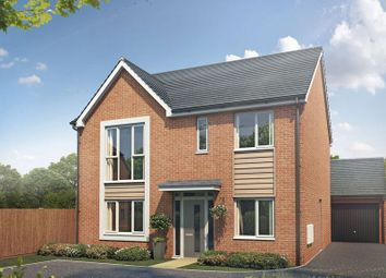 Thumbnail 4 bed detached house for sale in The Barlow, Plot 102, Campden Road