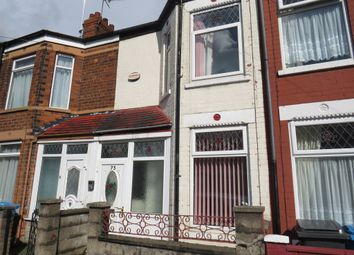 Thumbnail 2 bedroom terraced house for sale in Hereford Street, Hull