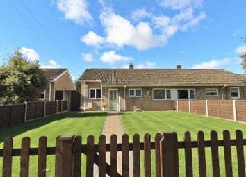 Thumbnail 2 bed semi-detached bungalow for sale in Potton Road, The Heath, Gamlingay, Sandy
