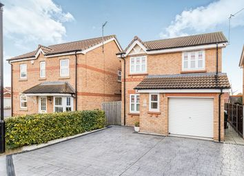 Thumbnail 3 bed detached house for sale in Evans Court, Armthorpe, Doncaster
