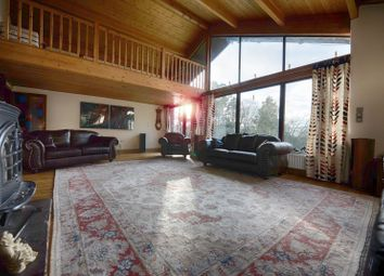 Thumbnail 5 bed detached house for sale in Tyn Y Coed Llangenny, Crickhowell