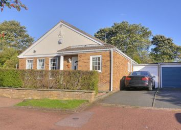 Thumbnail 3 bed detached bungalow for sale in Forum Court, Bedlington