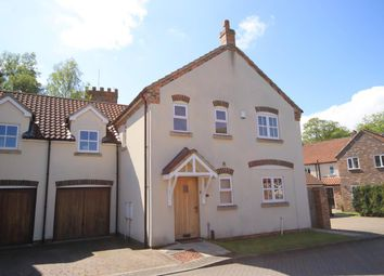 Thumbnail 4 bedroom link-detached house for sale in Church Lea, Ainderby Steeple, Northallerton