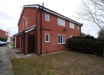 Thumbnail 1 bed property to rent in Manston Close, Thurmaston