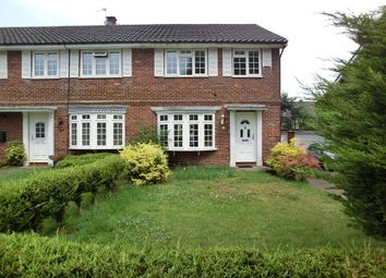 Thumbnail 3 bedroom end terrace house to rent in Edmund Close, Meopham, Gravesend