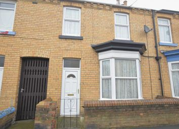 Thumbnail 2 bed terraced house to rent in Caledonia Street, Scarborough, North Yorkshire
