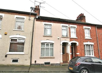 Thumbnail 3 bed terraced house for sale in Cambridge Street, Semilong, Northampton