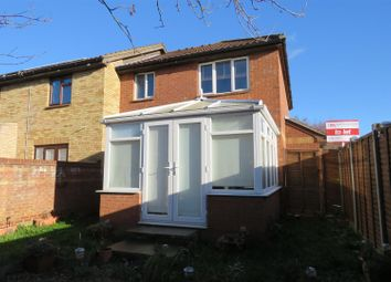 Thumbnail 1 bed detached house to rent in Tennyson Avenue, Biggleswade