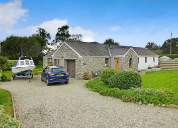 Thumbnail 3 bed detached house for sale in Caerhun, Bangor