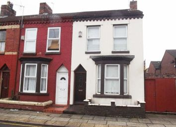 Thumbnail 3 bed terraced house to rent in Pennington Street, Walton, Liverpool