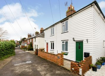 Harris Alley, Canterbury CT3. 2 bed semi-detached house for sale