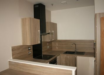 Thumbnail 1 bed flat to rent in Icknield Street, Hockley, Birmingham