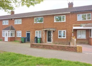 Thumbnail 4 bed terraced house for sale in Larchwood Road, Walsall