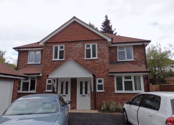 Thumbnail 3 bed semi-detached house to rent in Woodcote House Court, Woodcote Green Road, Epsom