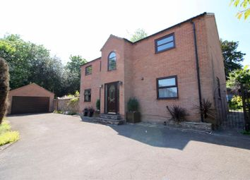 Thumbnail 4 bed detached house for sale in Yew Tree Close, Gamston, Retford