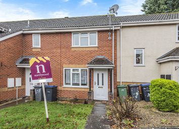 Thumbnail 2 bed terraced house for sale in Grenadier Close, Warminster, Wiltshire