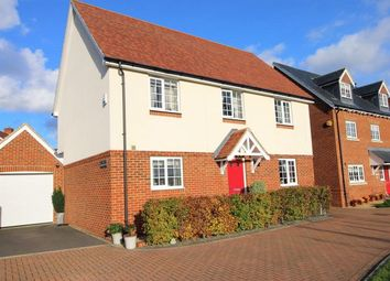 Thumbnail 4 bed detached house for sale in Limestone Way, Maresfield, East Sussex