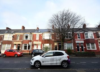 Thumbnail 3 bed terraced house to rent in Grantham Road, Newcastle Upon Tyne