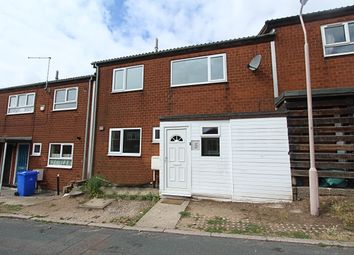 Thumbnail 3 bed terraced house to rent in Linton Close, Mansfield, Nottinghamshire