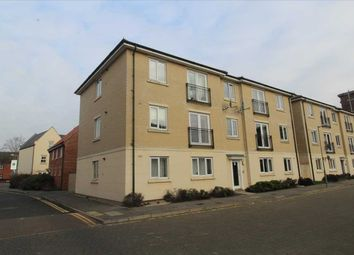 Thumbnail 2 bed flat for sale in Firmin Close, Ipswich