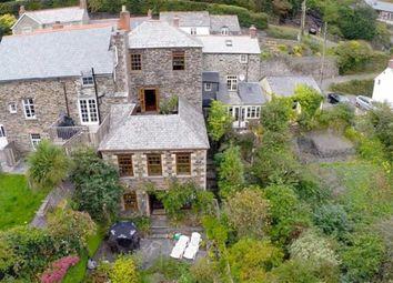 Thumbnail 4 bed terraced house for sale in Dunn Street, Boscastle, Cornwall