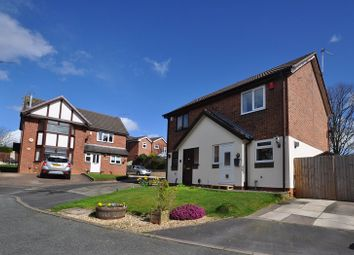 Thumbnail 2 bed semi-detached house for sale in Prestbury Avenue, Westbury Park, Clayton, Newcastle, Staffordshire