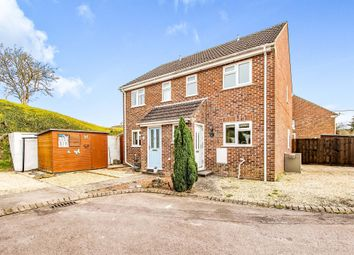 Thumbnail Semi-detached house for sale in The Butts, Shrewton, Salisbury