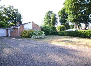 Thumbnail 3 bed detached bungalow for sale in Ambleside Close, Mytchett, Camberley