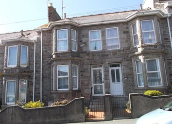 Thumbnail 3 bed terraced house for sale in Barwis Terrace, Penzance, Cornwall