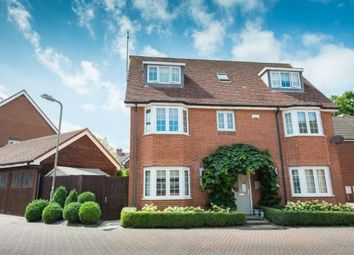 Thumbnail 5 bed detached house for sale in Hook, Hampshire