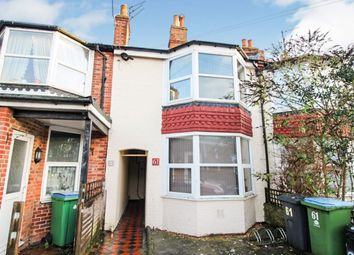 Thumbnail 5 bed terraced house to rent in Ockley Road, Bognor Regis