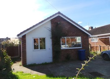 Thumbnail 2 bed detached bungalow to rent in Darbeck Road, Scotter, Gainsborough