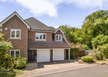 Thumbnail 5 bed detached house for sale in Dell Close, Chesham