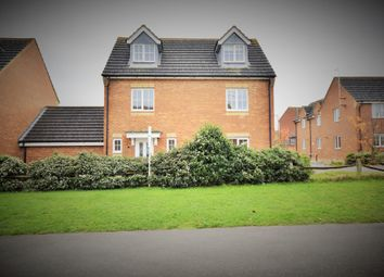Thumbnail 5 bed link-detached house to rent in Walker Grove, Hatfield, Hertfordshire