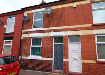 Thumbnail 2 bed terraced house for sale in Madison Street, Abbey Hey, Manchester