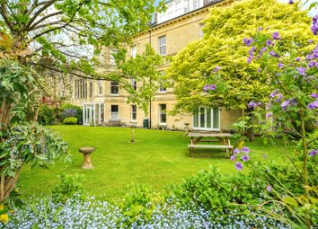 Thumbnail 2 bed flat for sale in Audley Lodge, 19 Audley Park Road, Bath