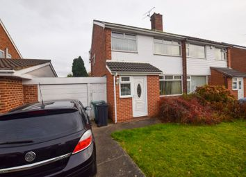 3 bed semi-detached house for sale in Hillfield Road, Little Sutton CH66