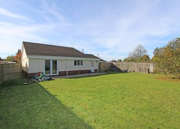 Thumbnail 3 bed detached bungalow for sale in Somerville Close, Willand