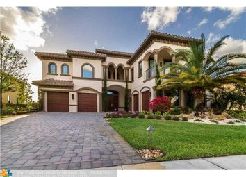 Thumbnail 4 bed property for sale in 7897 Blue Sage Way, Parkland, Florida, United States Of America