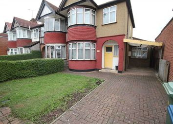 Thumbnail 4 bed end terrace house to rent in Hartford Avenue, Harrow